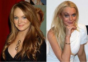 Papasa nang zombie sa Walking Dead si Lindsay Lohan ngayon e.