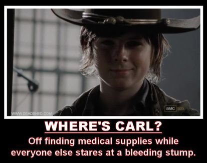 The_Walking_Dead_Season_3_Wheres_Carl_Medical_Supplies_Stump_Meme_DeadShed (FINAL)